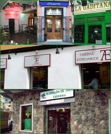 top-tabernas-andaluzas-madrid-gastronomia