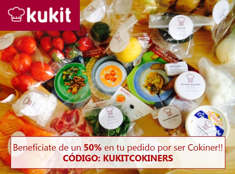 Código Promocional KUKIT descuento Cokiners