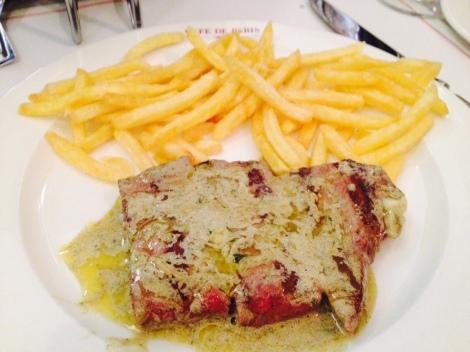 L'Entrecôte Café de París-www.thecokiners.com