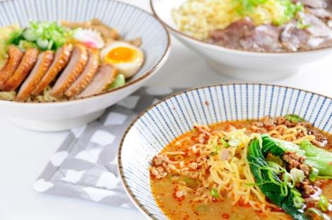 Curry Ramen - Ramen de Pato - Tan Tan Ramen - Ramen Shifu