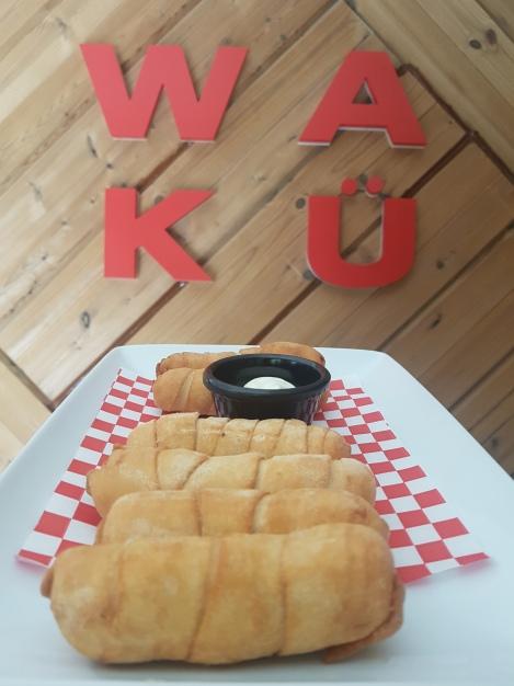 waku tequeños the cokiners